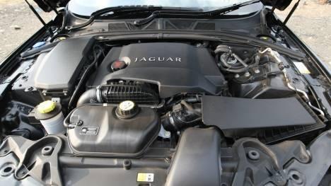 Jaguar XF 2017 Portfolio Petrol Interior