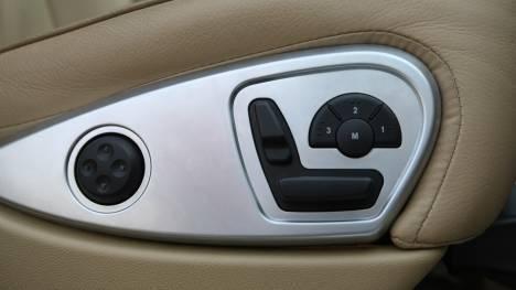 Mercedes-Benz GL-Class 2014 GL63 AMG Interior