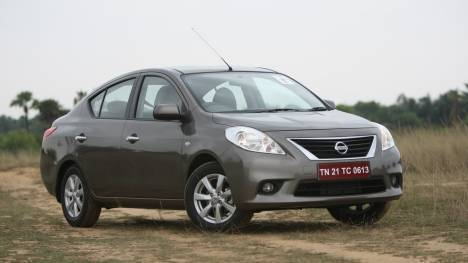 Nissan Sunny 2017 XV Petrol CVT  Comparo