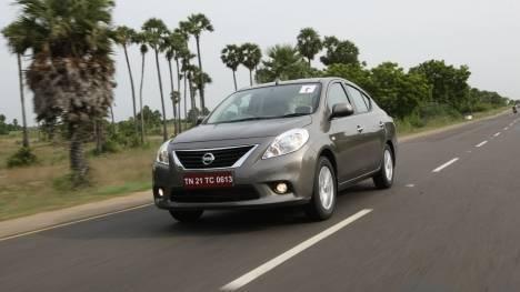 Nissan Sunny 2017 XV Petrol CVT  Exterior