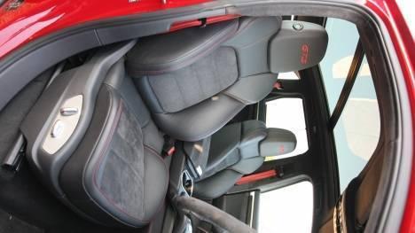 Porsche Cayenne 2015 GTS Interior