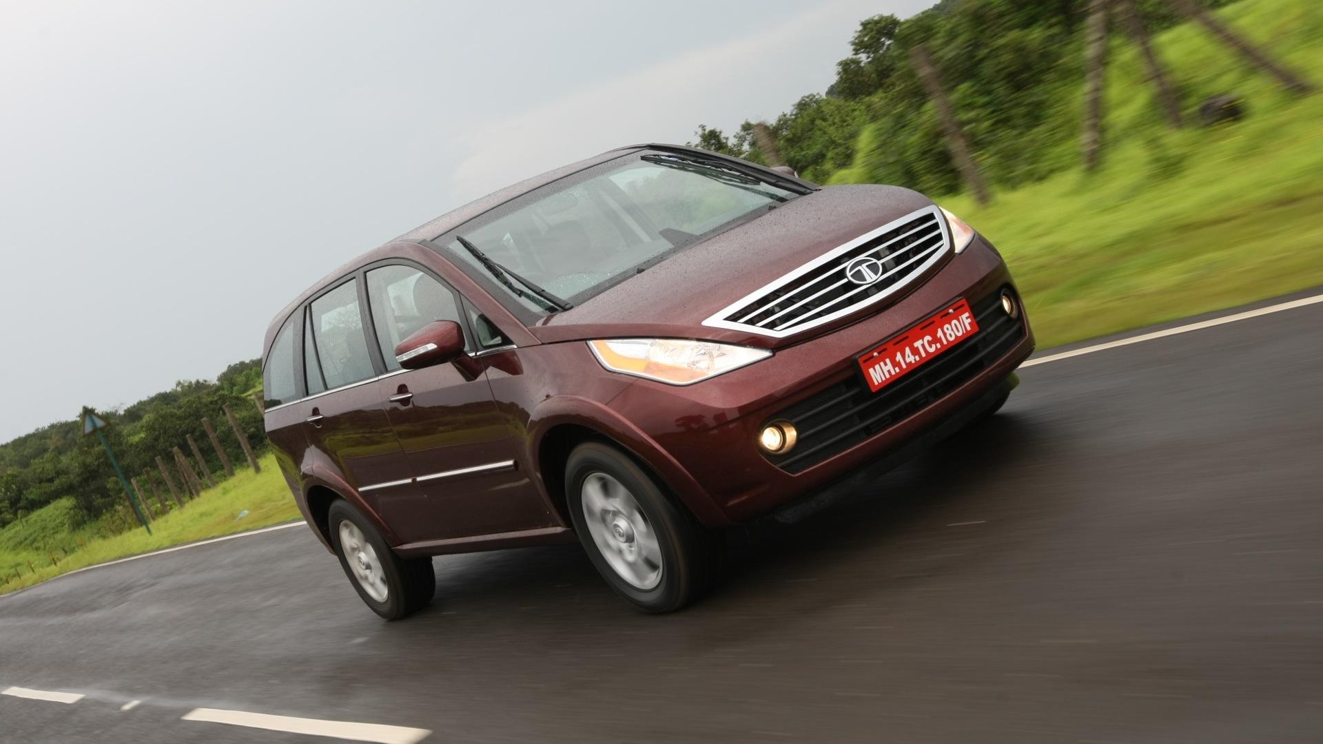 Tata Aria 2014 Pleasure - Price, Mileage, Reviews ...