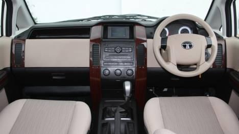 Tata Indica 2013 BS IV LX Interior