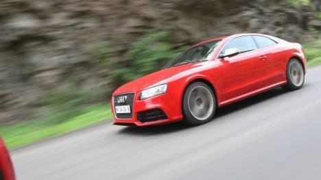 Audi RS 5 2012 4.2 FSI quattro Exterior