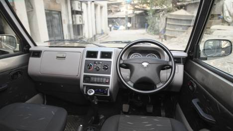 Tata Sumo Gold 2012 CX Interior