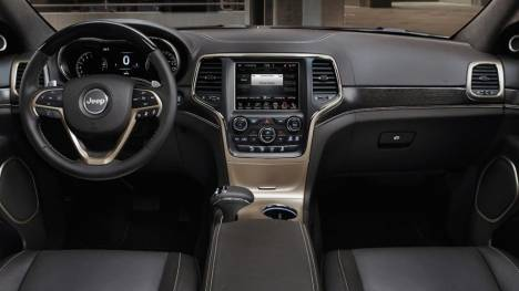 Jeep Grand Cherokee 2016 Limited Interior