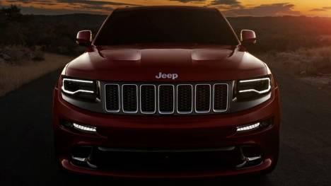 Jeep Grand Cherokee 2016 Limited Comparo