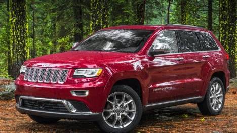 Jeep Grand Cherokee 2016 Limited Exterior