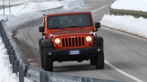 Jeep Wrangler 2017 Unlimited Diesel Comparo