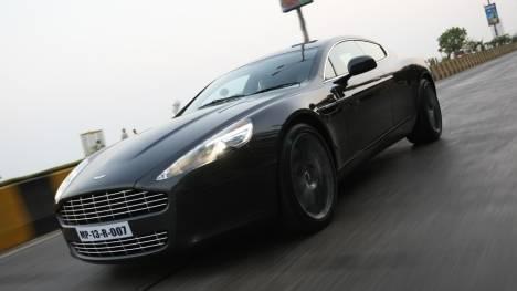 Aston Martin Rapide 2016 S Comparo