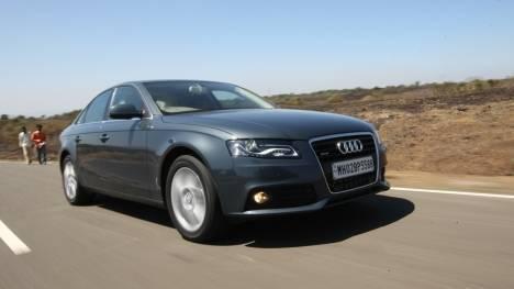 Audi A4 2017 35 TDI Premium Plus Comparo