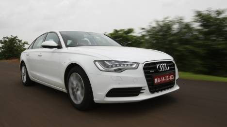 Audi A6 2016 Matrix 35 TFSI Comparo