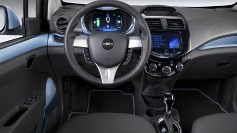 Chevrolet Spark 2013 LT Interior