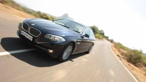 BMW 5 Series 2017 Diesel Std Exterior