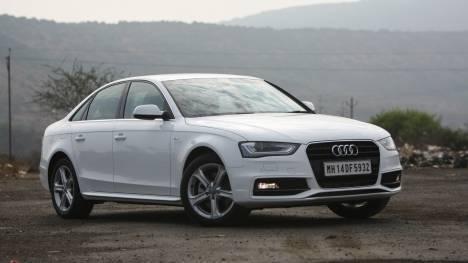 Audi A4 2017 35 TDI Premium Plus Exterior