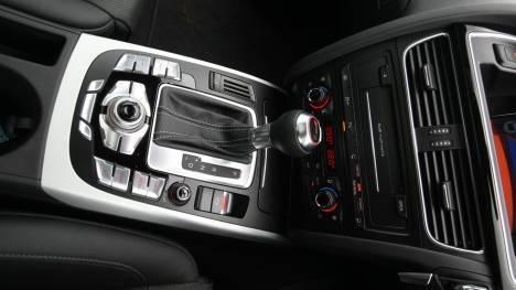 Audi RS 5 2012 4.2 FSI quattro Interior