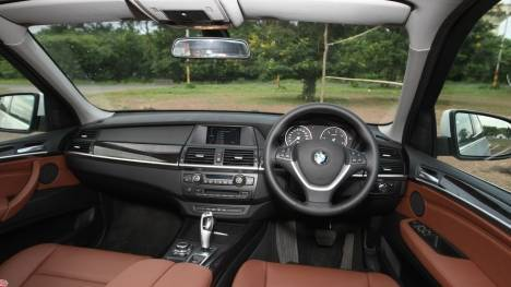 BMW X5 2017 xDrive35i Design Pure Experience Interior