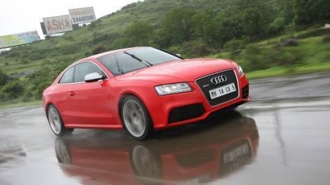 Audi RS 5 2012 4.2 FSI quattro Comparo