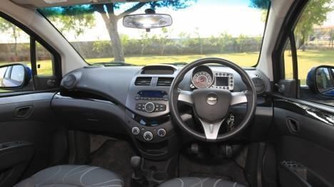 Chevrolet Beat 2017 Diesel Std Interior