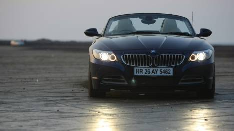 BMW Z4 2013 sDrive35i Design Pure Traction Exterior