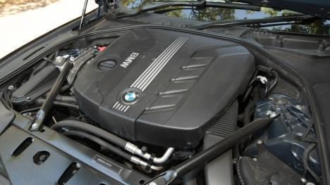 BMW 5 Series 2017 Diesel Std Interior