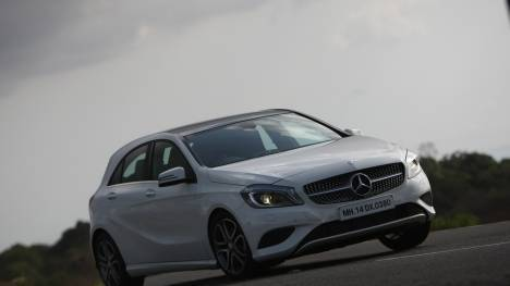 Mercedes-Benz A-Class 2016 A 200 CDI Sport Exterior