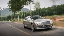 2014-Bentley-Flying-Spur Exterior