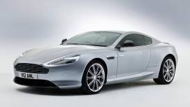 Aston Martin DB9 Exterior
