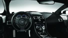 Aston Martin DBS coupe Interior