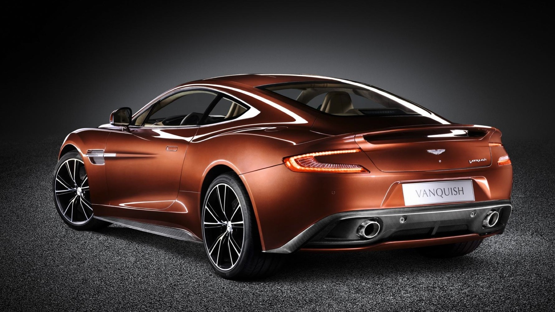 Aston Martin Vanquish 2013 Price Mileage Reviews Specification