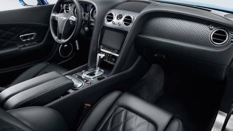 Bentley Continental 2015 GTC V8 S Interior