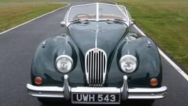Nostalgia  Jaguar XK140 Exterior