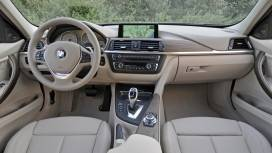BMW  3 Series 320d Interior