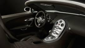Bugatti  Veyron Interior  Interior