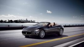 Maserati GranCabrio 2015 STD