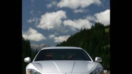 Maserati GranTurismo 2015