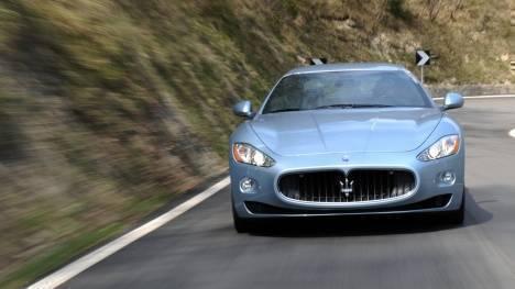 Maserati GranTurismo 2015 STD Exterior