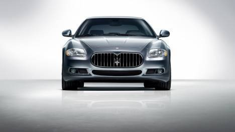 Maserati Quattroporte 2015 GTS Exterior