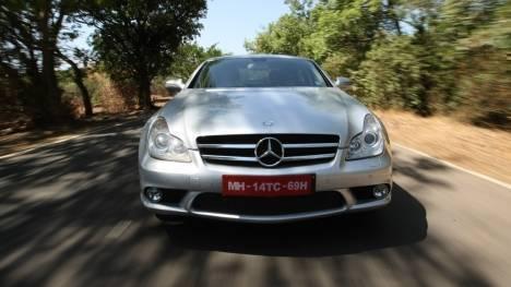 Mercedes-Benz CLS 2015 250 CDI Exterior