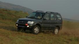 Tata Safari Dicor 2013 LX BS 4