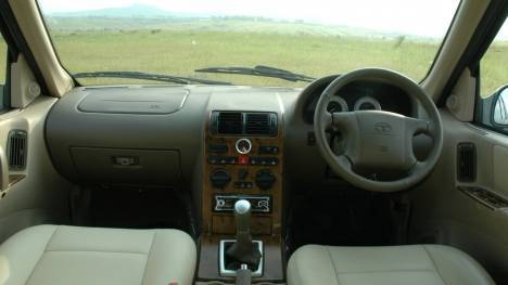Tata Safari Dicor 2013 LX BS 4 Interior