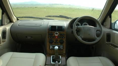 Tata Safari Dicor 2013 LX BS 4 Interior