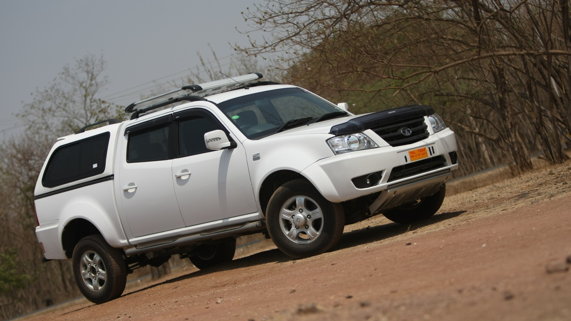 Tata Xenon 2013 Xt 4x4 Price Mileage Reviews Specification Gallery Overdrive