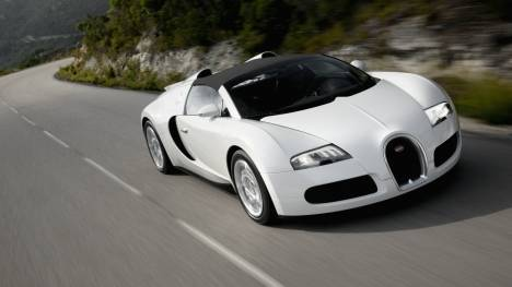 Bugatti Veyron 2013 Grand Sport Comparo