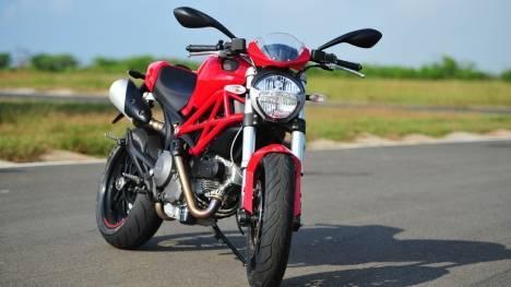 Ducati Monster 796 2015 Corse stripe Exterior