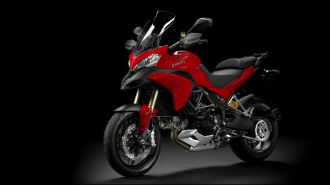 Ducati Multistrada 1200 2016 Enduro Exterior
