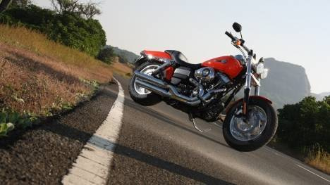 Harley-Davidson Fat Bob 2013 STD Exterior