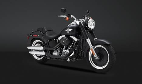 Harley-Davidson Fat Boy 2013 STD Exterior