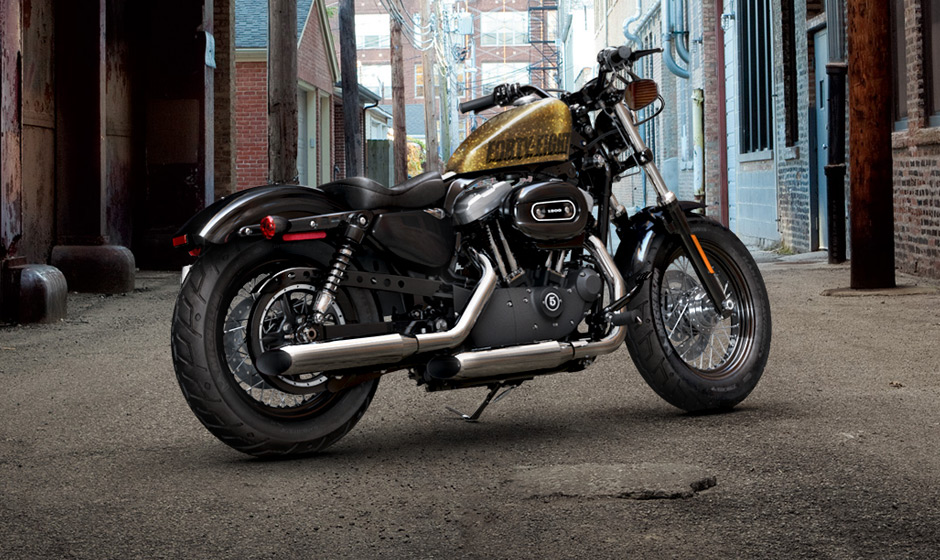 Harley-Davidson Forty Eight 2018 - Price, Mileage, Reviews ...