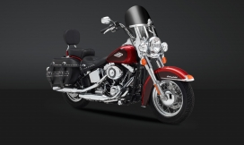 Harley-Davidson Heritage Softail Classic 2013 STD Exterior